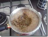 Herbs Boiling