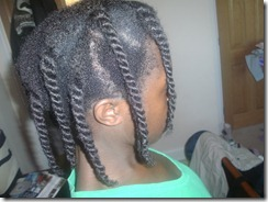 QuickDry Twists Side