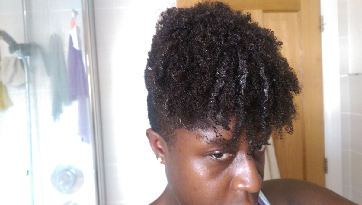 Failed Wash n go